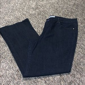 Super Dark Wash (Blackish) Jeans